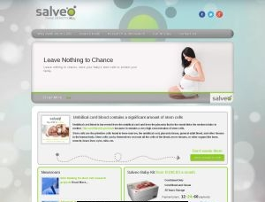 Website design-salveo